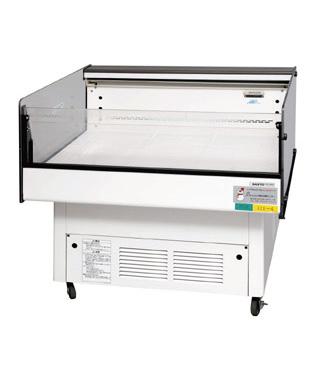 冷蔵コンバットショーケース(平)