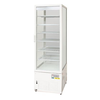冷蔵四面ショーケース W500